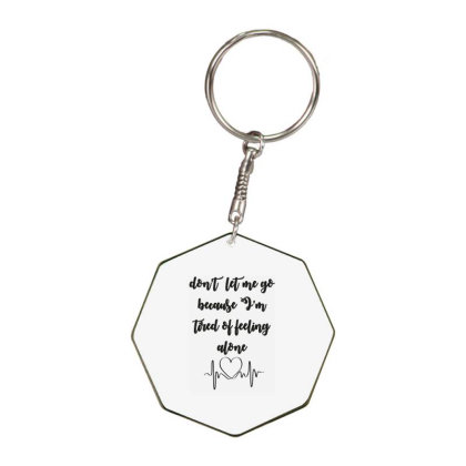 Harry Styles Octagon Keychain Designed By Coşkun