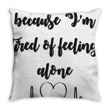 Harry Styles Throw Pillow Designed By Coşkun