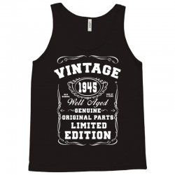 well aged original parts limited edition 1945 Tank Top | Artistshot