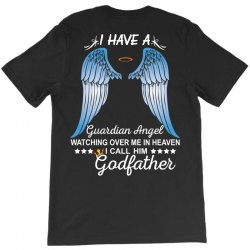 My Godfather Is My Guardian Angel T-Shirt | Artistshot