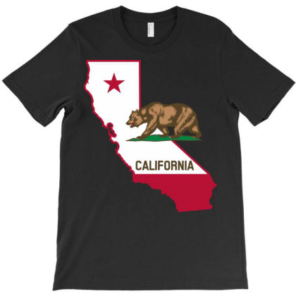 California Beer T-shirt Designed By Chiks