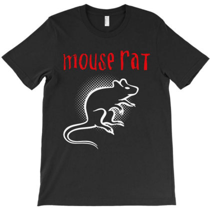 Rat T-shirt Designed By Trusttees