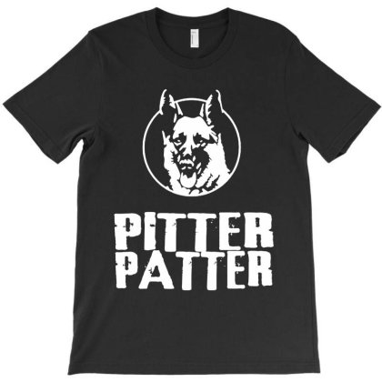 Letterkenny Pitter Patter T-shirt Designed By Trusttees