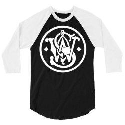 smith  wesson 3/4 Sleeve Shirt | Artistshot