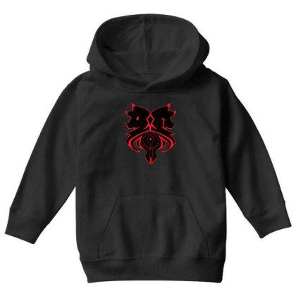 Aphmau Aaron Lycan Youth Hoodie Designed By Kessok