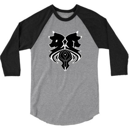 Aphmau Aaron Lycan Bnw 3/4 Sleeve Shirt Designed By Kessok