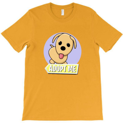 Adopt Me Pup T-shirt Designed By Kessok