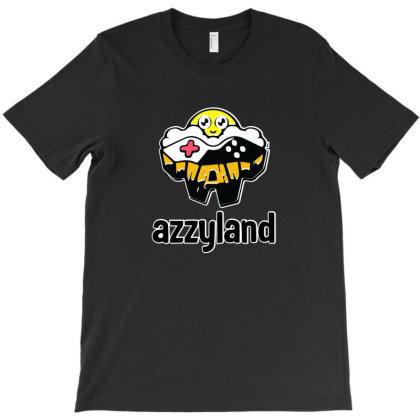 Azzyland T-shirt Designed By Kessok