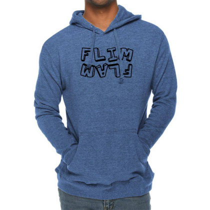 Flamingo  Flimflam Youtuber Lightweight Hoodie Designed By Kessok