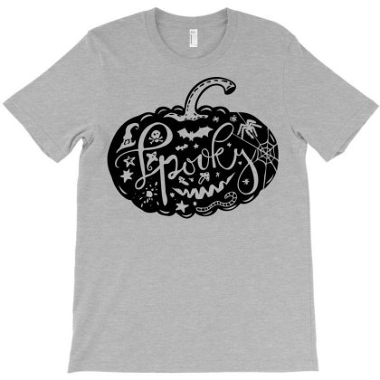 Spooky T-shirt Designed By Chiks