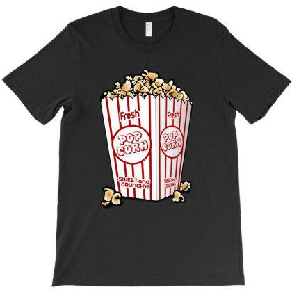 Fresh Popcorn T-shirt Designed By Chiks