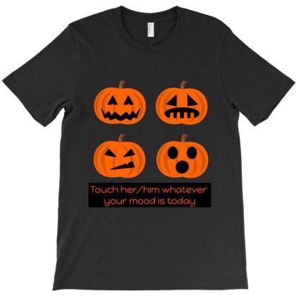 Pumpkİn Mood T-shirt Designed By Esranur