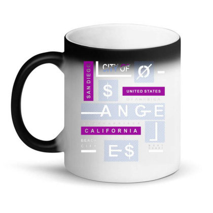 Element City Magic Mug Designed By Tamiart