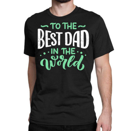 Father S Day Greeting Card Classic T-shirt Designed By Tamiart