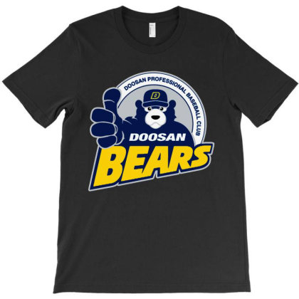 Doosan Bears T-shirt Designed By Advance Shirt