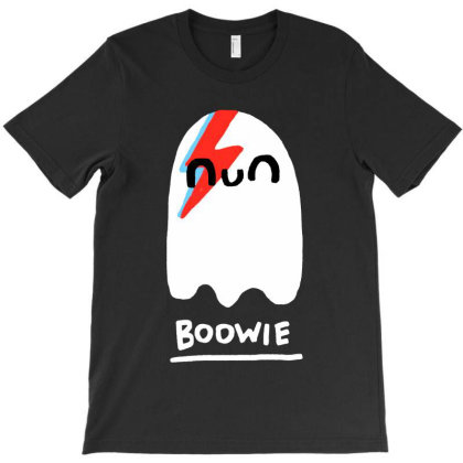 Boowie T-shirt Designed By Advance Shirt