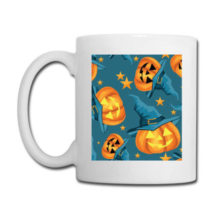 Halloween Pumpkins Coffee Mug Designed By Chiks