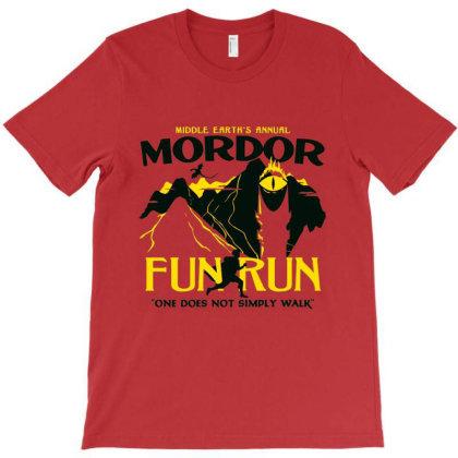 Fun Run T-shirt Designed By Butler