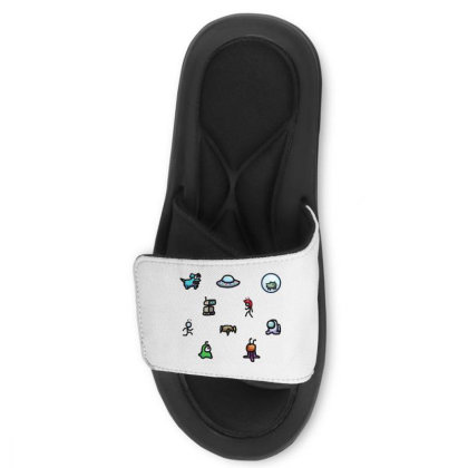 Among Us Plague Slide Sandal Designed By Citra Karinas