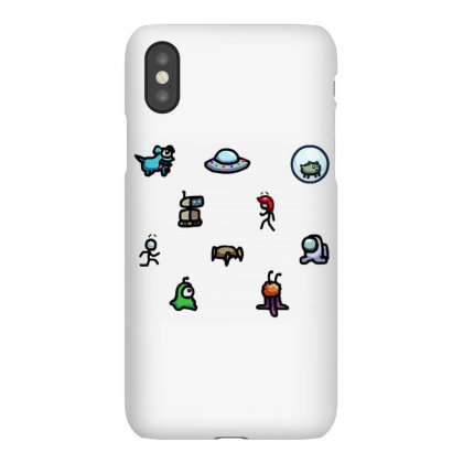 Among Us Plague Iphonex Case Designed By Citra Karinas