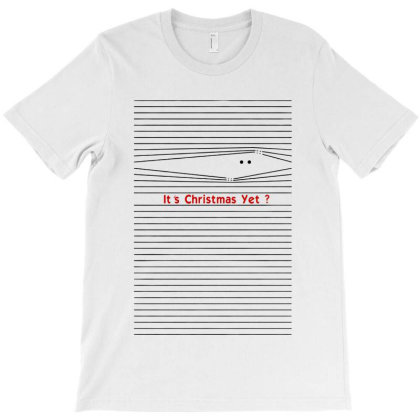 Everybody Knows   It's Christmas Yet Part T-shirt Designed By Advance Shirt