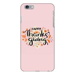 Happy Thanksgiving Day iPhone 6 Plus/6s Plus Case | Artistshot