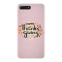 Happy Thanksgiving Day iPhone 7 Plus Case | Artistshot
