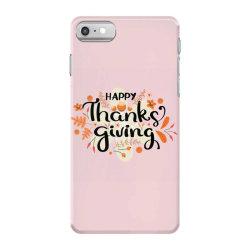 Happy Thanksgiving Day iPhone 7 Case | Artistshot