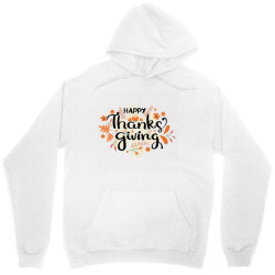 Happy Thanksgiving Day Unisex Hoodie Designed By Jack14