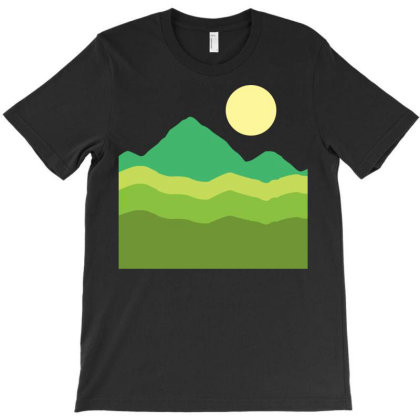 Nature Relax T-shirt Designed By Evinix