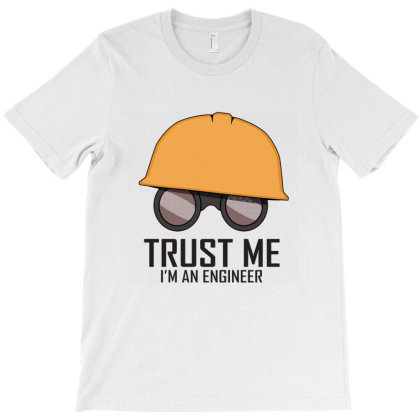 Trust Me T-shirt Designed By Brewer