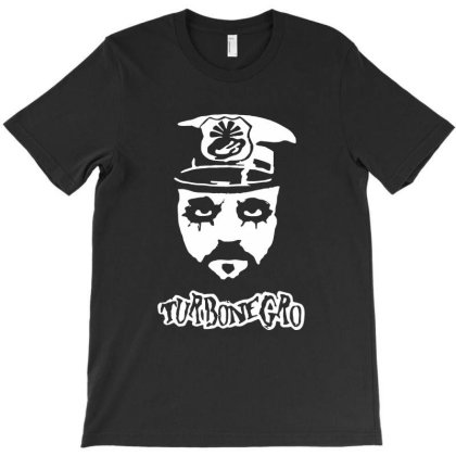 Turbonegro Deathpunk T-shirt Designed By Willo