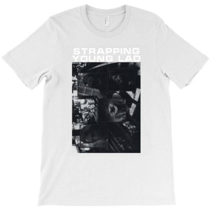 Strapping Young Band T-shirt Designed By Willo