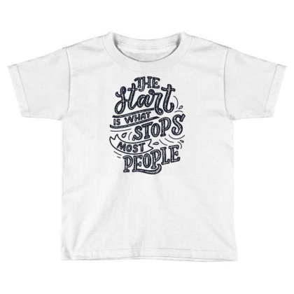 Fitness Toddler T-shirt Designed By Tamiart