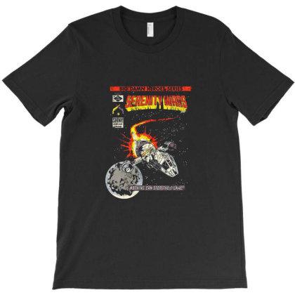 Serenity Wars T-shirt Designed By Borah