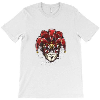 Venetian Mask – Streetwear T-shirt Designed By Borah