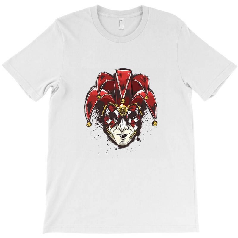 Venetian Mask – Streetwear T-shirt | Artistshot