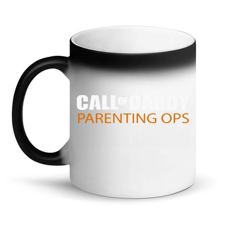 Daddy Parenting Magic Mug | Artistshot