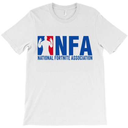 Nfa License Plate T-shirt Designed By Tiococacola