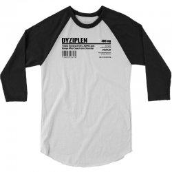 Unbreakable Kimmy Schmidt: DYZIPLEN 3/4 Sleeve Shirt | Artistshot