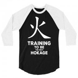 hokage 2400x3200 1 3/4 Sleeve Shirt | Artistshot
