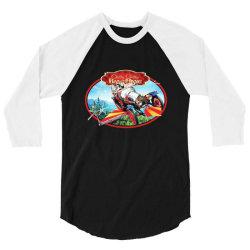 chitty chitty bang bang 3/4 Sleeve Shirt | Artistshot