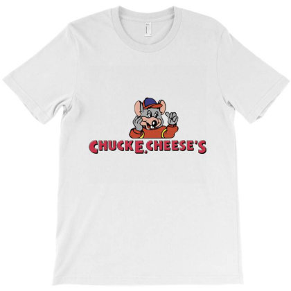 Chuck E Cheese's T-shirt Designed By Carteron