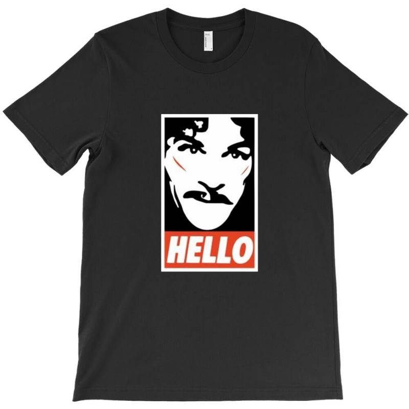 Hello T-shirt | Artistshot