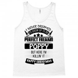 I never dreamed Poppy Tank Top | Artistshot