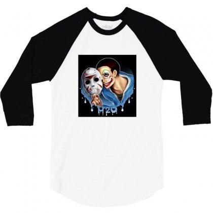 Vannos 3/4 Sleeve Shirt Designed By Putri