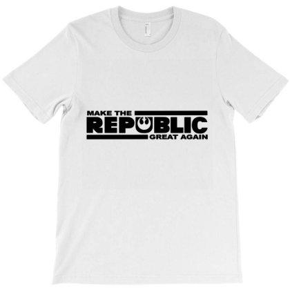 Make The Republic Great Again T-shirt Designed By Saroroti