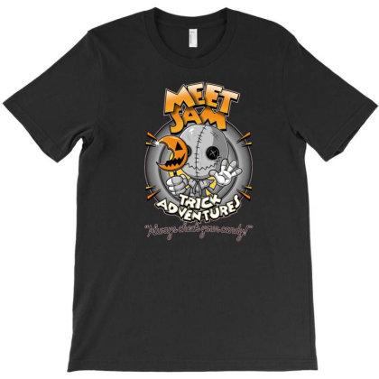 Trick Adventures T-shirt Designed By Udbarokah