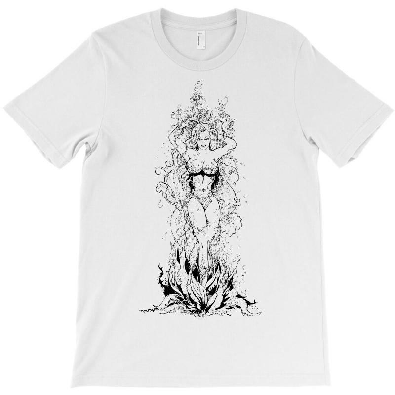 Poison Ivy T-shirt   Artistshot