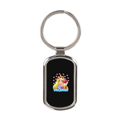 Iamsanna Sanna Rectangle Keychain Designed By Kessok